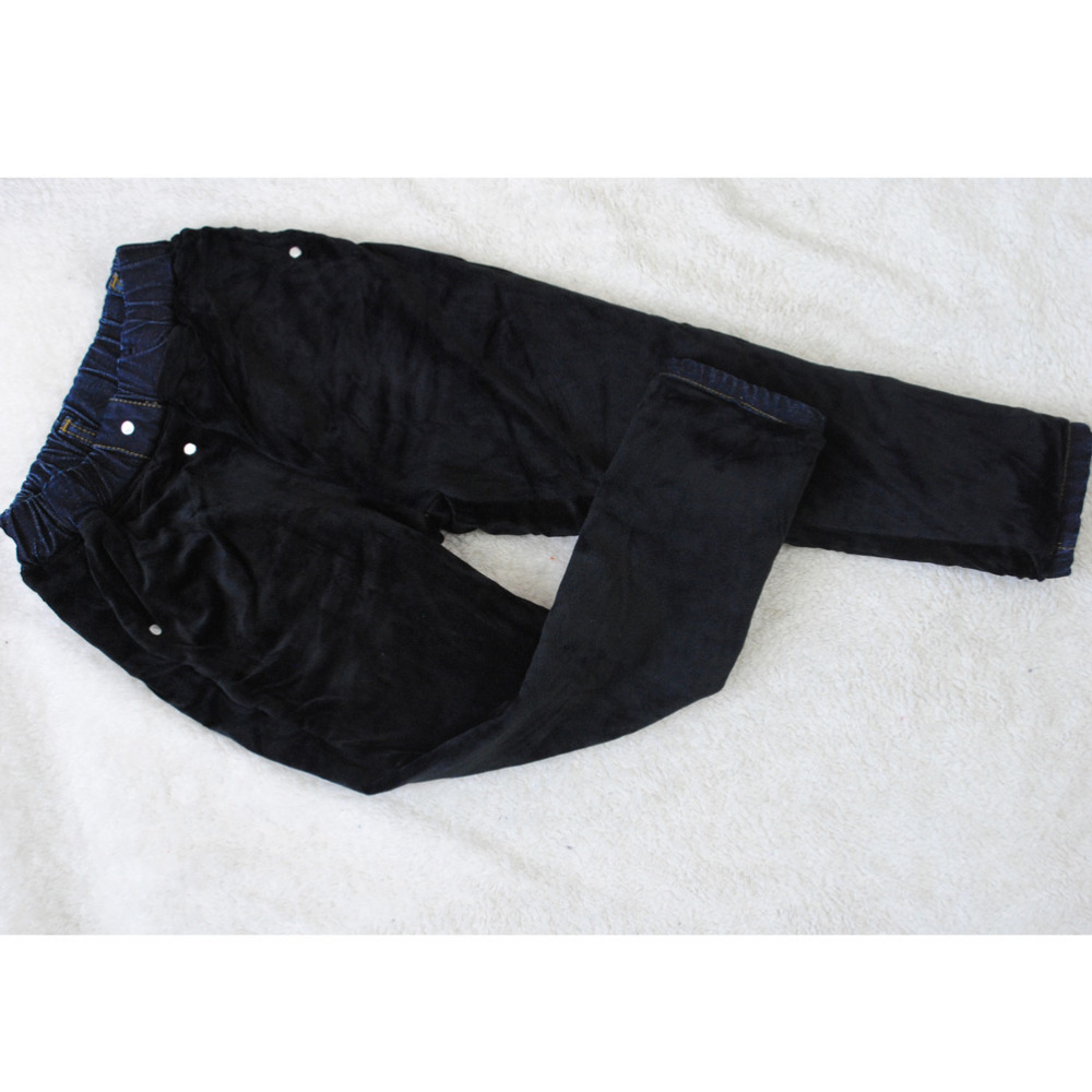 4070-winter-kids-jeans-boys-hole-jeans-pants-warm-children-trousers-Double-deck-thick-denim-and-fleece-elastic-waist-1