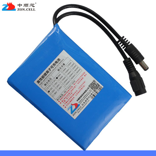 In 3000mAh 3569103 12V lithium polymer battery 11.1V 3 mobile devices security monitor Rechargeable Li-ion Cell 30a 3s polymer lithium battery cell charger protection board pcb 18650 li ion lithium battery charging module 12 8 16v