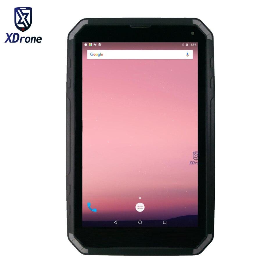 Industrial KT802 Rugged Tablet Mobile Computer PC slim IP67 Waterproof Shockproof 8