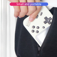 Handheld Game Player with 168 Classic Games 4
