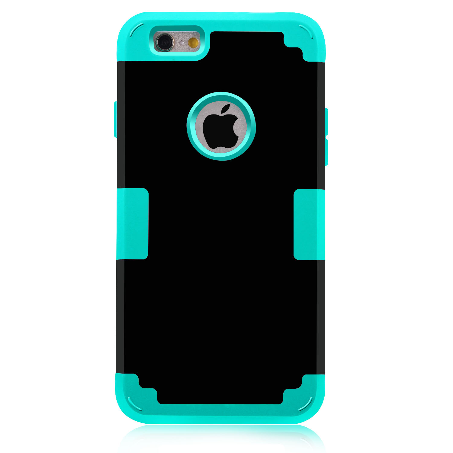 newest collection 44ccc 6e64a For Apple iPhone 7 Case Shockproof Protect Hybrid Hard Rubber Impact Armor  Phone Cases For iPhone 5//5S/5C/SE/6/6S Plus/7 Cover-in Fitted Cases from  ...