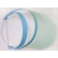 Face Shield Glasses Frame Anti Fog Protective Mask 10 Plastic Protective Film