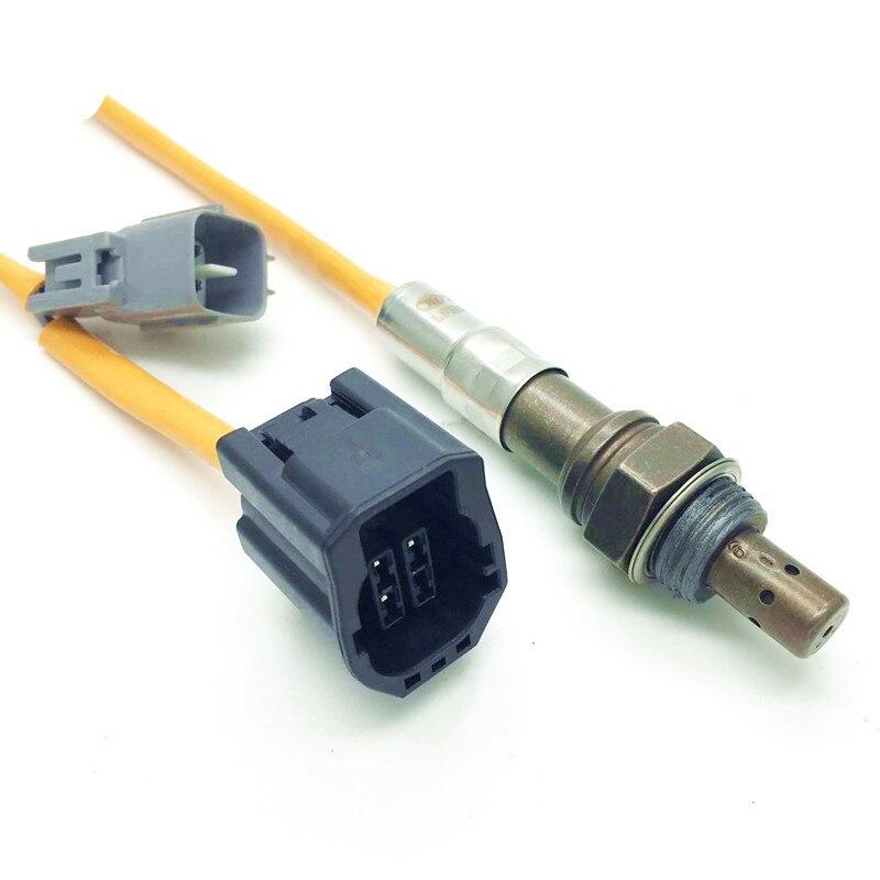 New 5 wire oxygen sensor Dual plug for Mazda 6 2002 2007 OEM LFH1 18 8G1