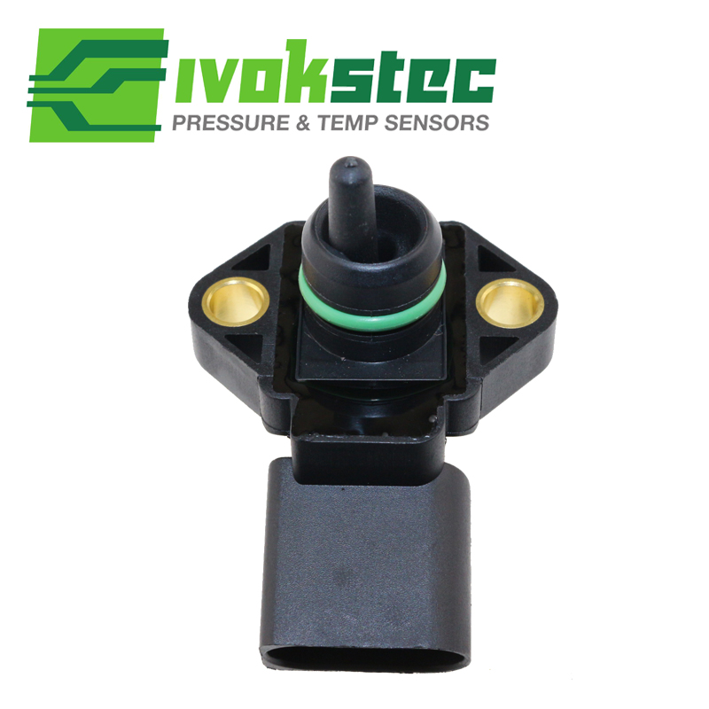 0281002177 2.5 BAR Manifold Absolute Pressure MAP Sensor For AUDI A2 A3 A4 A6 TT 1.2 1.4 1.8 T 1.9 2.5 TDI 038906051 062906051 майка print bar a3 tdi clubsport