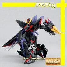 Free shipping action figures robot anime assembled Gundam MC HG 1:100 Thunder lightning luminous stickers original box gundam
