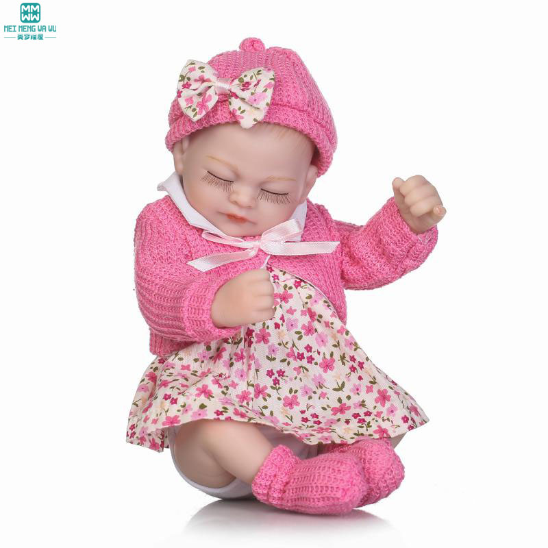 28cm fashion doll baby Handmade doll for children birthday gifts 28cm fashion doll baby Handmade doll for children birthday gifts