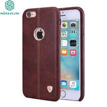 """Для Apple iPhone 6/6 S плюс 7 7 Plus 5.5 """"Дело в исходном Nillkin Englon кожаные чехлы для iphone 6 6S 7 (4.7 """") Телефон задняя крышки"""