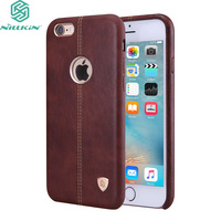 For Apple IPhone 6 6S Plus 5 5 Case Original Nillkin Englon Leather Cases For IPhone