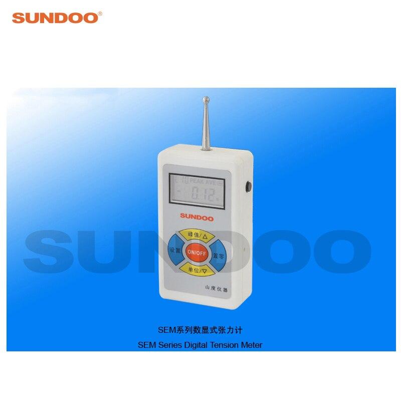 Sundoo SEM-1 1N Digital Push Pull Force Gauge Tension Meter peter sem katalog