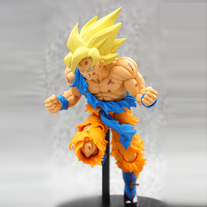Dragon Ball Z Japanese Anime Action Figures Super Siya Son Goku Toys Collection Models Animation Brinquedos Juguete Figurine Hot in Action Toy Figures from Toys Hobbies
