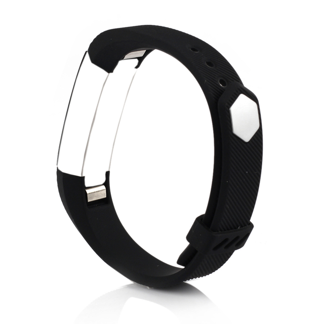US $1 74 65% OFF|Aliexpress com : Buy Bemorcabo For Fitbit Alta  Bands,Replacement Bracelet Bands with Metal Clasp and Fastener Large Small  Available