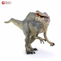 Wiben Jurassic Spinosaurus Dinosaur Toys Action Figure Animal Model Collection Learning Educational Children Toy Gifts
