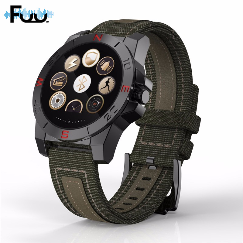 Sports de plein air montre intelligente avec caméra Bluetooth montre-bracelet Smartwatch Push Message connectivité Bluetooth téléphone Android
