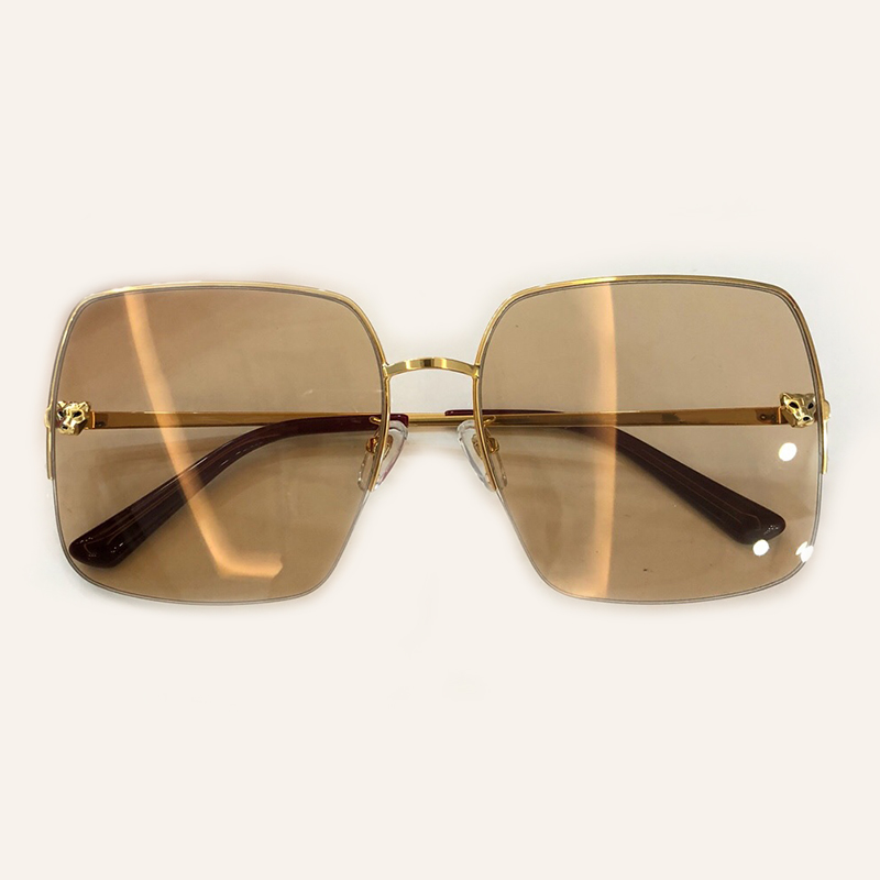 Spiegel Rahmen no4 Sunglasses Sunglasses Weibliche 2019 Sonnenbrille Sunglasses Qualität Glas no3 Sunglasses Marke Frauen Gläser Sunglasses No1 Oversize Quadrat Hohe no5 no2 Fahren Sonne Designer qzy8x1C