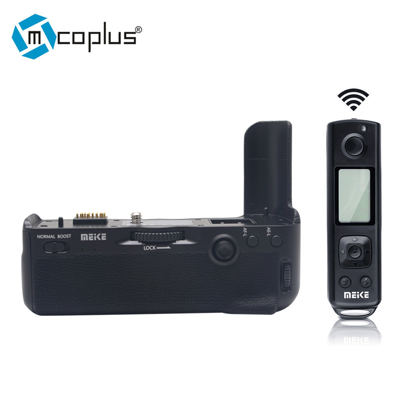 Mcoplus Meike MK-XT2 Pro Multi-Power Battery Grip Con Telecomando Senza Fili di Controllo Per Fujifilm X-T2 Macchina Fotografica