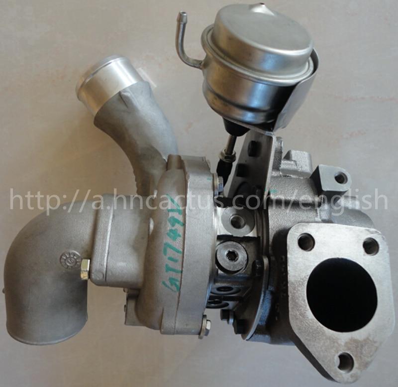 GT1749S  Turbo Charger  Kit  28200 4A480 53039700145 for Hyundais Grand Starex CRDI/H 1 CRDI D4CB Engine 16V kit kits kit turbo kit charger - title=
