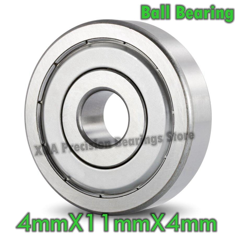 Lot 10 Radial Ball Bearings 694ZZ 4x11x4 Shielded VXB