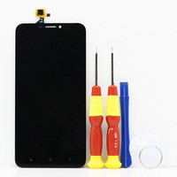 New Original Touch Screen LCD Display LCD Screen For Oukitel U20 Plus Replacement Parts Disassemble Tool