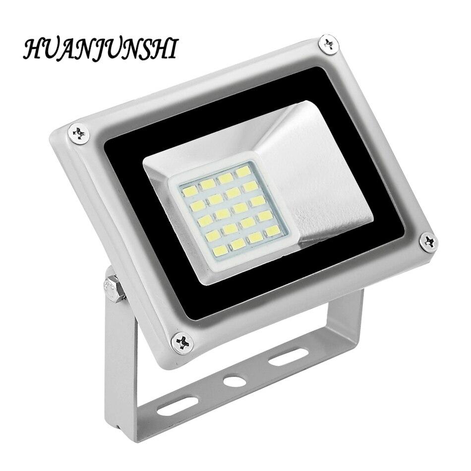 20 W Reflector llevó Luz de inundación AC 200-240 V impermeable IP65 iluminación al aire libre del Reflector LED lámpara del jardín luces de la pared