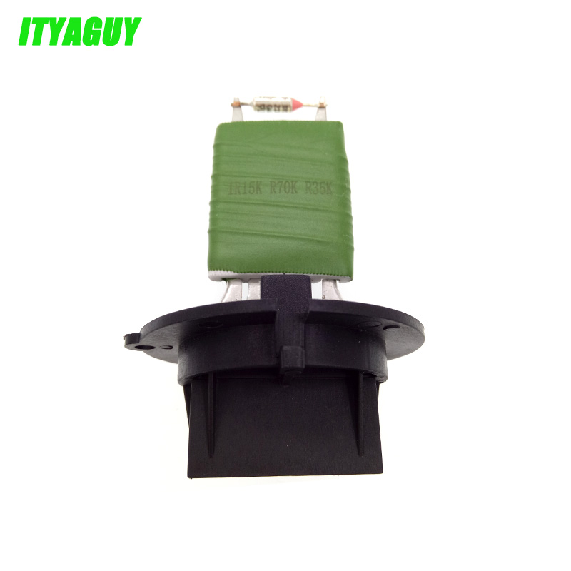 Good Quaity Heater Blower Motor Resistor for Peugeot 206 307 Citroen Xsara Picasso 6450JP good quaity! heater blower motor resistor for peugeot 206 307  at gsmx.co