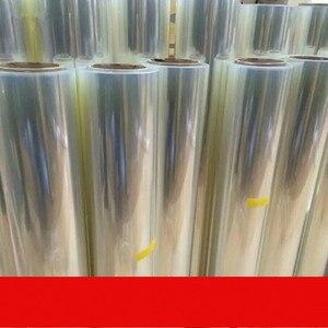 Image 4 - 1 متر x 10 متر سلامة الأمن مكافحة تحطيم شباك الفيلم الزجاج الشفاف حماية شفافة شباك الفيلم جديد