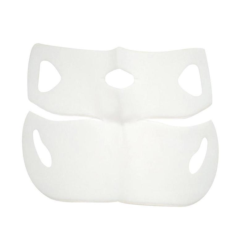 1Pcs Lifting Facial Mask V Shape Face Slim Chin Check Neck Lift Peel-off Mask V Shaper Facial Slimming Bandage Mask Skin Care 4