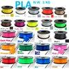 High Intensit Pla Filament 3d Printer Filament USA Natural Raw Material Pla 1 75 3d Plastic