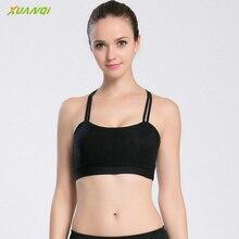 Females Hollow Sports Bra  Gym Fitness Running Shockproof Running Breathable Bra
