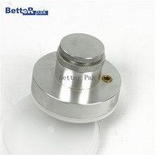 Neumático/Almohadilla eléctrica máquina de impresión de piezas de repuesto de tinta taza con el anillo de cerámica y diámetro 70mm 1 unidades