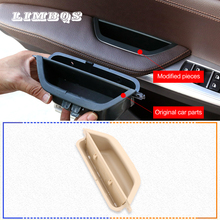 RHD LHD main driver Door inner Handle pull trim For BMW X3 X4 F25 F26 2010-2017 car Auto interior Door Panel cover replacement 100% real carbon fiber x3 interior x4 dashboard trim for bmw f25 f26 dash kit door panel ac cover 2014 2015 2016 xdrive