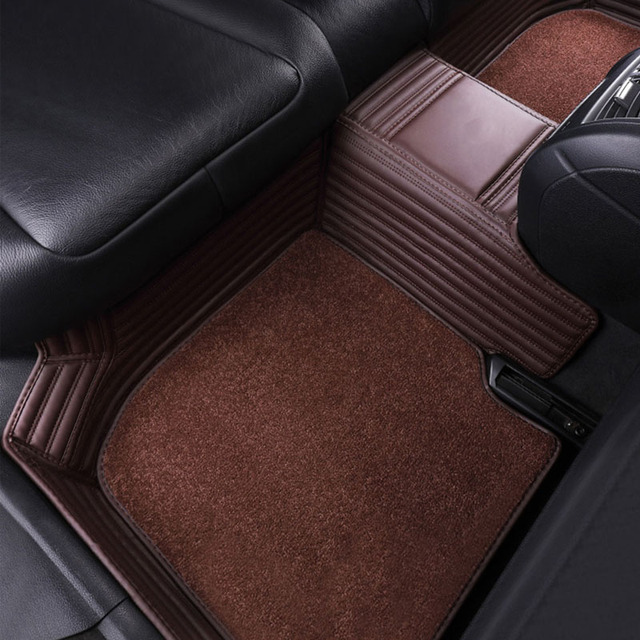 Tapis de sol de voiture pour jaguar xf | Tapis de sol de voiture pour 2018 ~ 2019 xj 2018 en 2013 et 2019 XK, accessoires