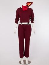 Новый УБИЙСТВО ла УБИЙСТВО Matoi Ryuuko Спортивный костюм Косплей Костюм На Заказ mp002461