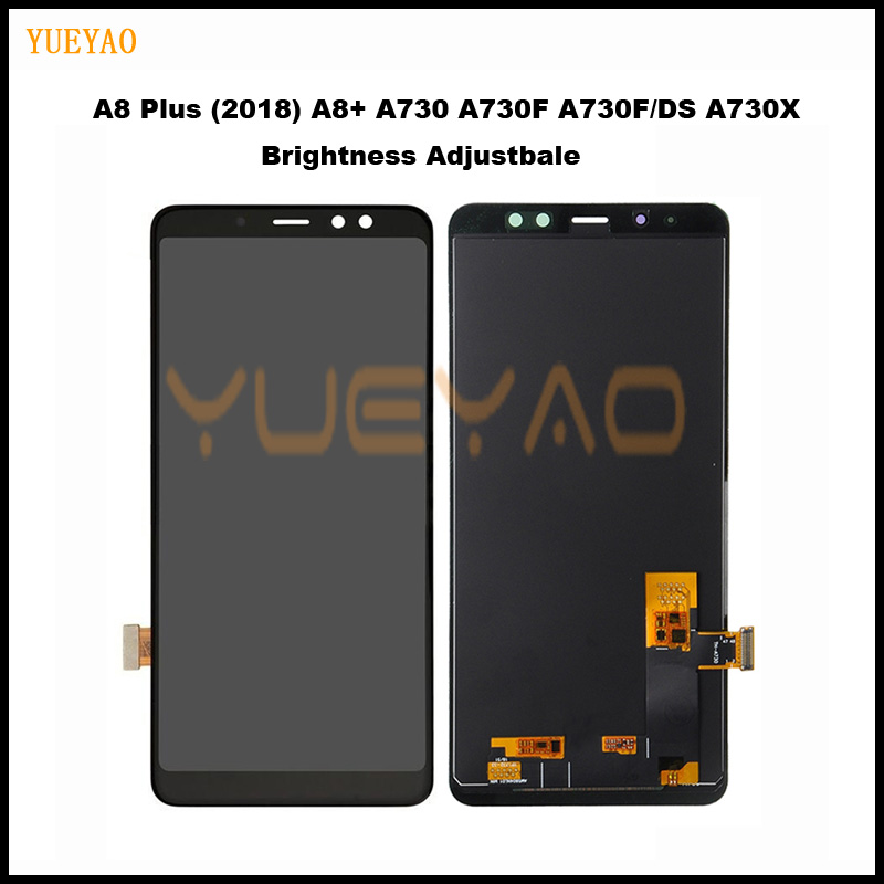 LCD For Samsung Galaxy A8 Plus 2018 A730 LCD Display Touch Screen Digitizer A730F A730F/DS A730X For Samsung A8+ Plus 2018 LCDLCD For Samsung Galaxy A8 Plus 2018 A730 LCD Display Touch Screen Digitizer A730F A730F/DS A730X For Samsung A8+ Plus 2018 LCD