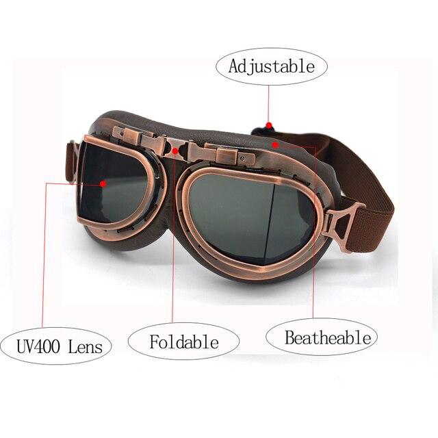 Vintage ATV Biker Sunglasses 3