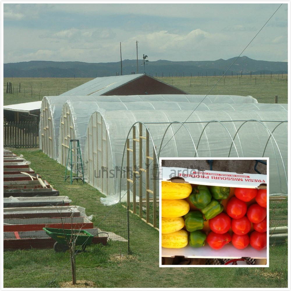 Landscape Plastic Thickness : Square mx m thickness s thickening plastic vegetables