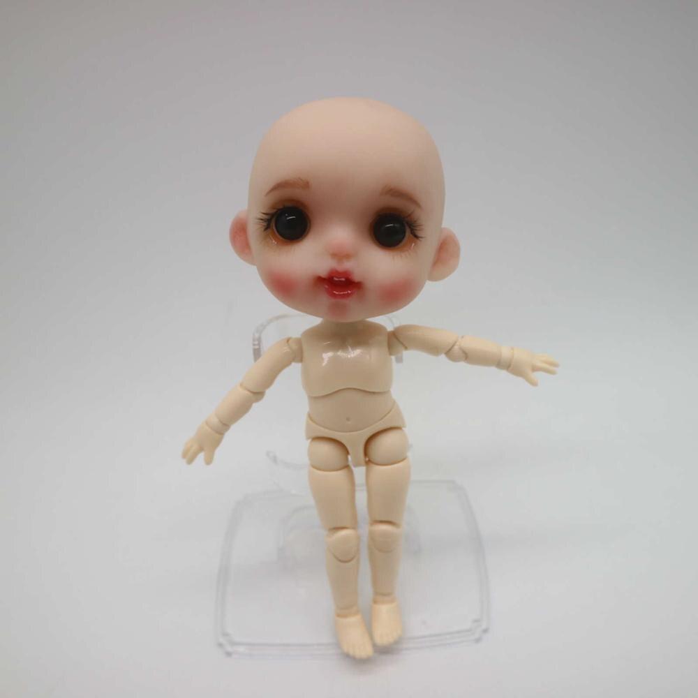 OB11 ręcznie robione lalki dostosowywania lalki mała lalka 20190518 1 w Lalki od Zabawki i hobby na  Grupa 3