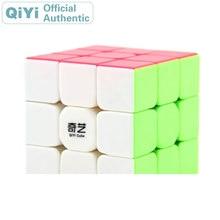 QiYi Warrior W 3x3x3 Magic Cube MoFangGe 3x3 Cubo Magico Professional Neo Speed Cube Puzzle Antistress Fidget Toys For Children qiyi sail fidget cube 3x3 pvc sticker professional magic cube boys educational toys puzzle cube