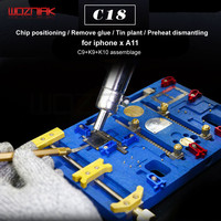 Comprehensive Maintenance Soldering Iron Heating Table for iPhone x A11 Motherboard chip Fingerprint repair Tin plant Location|table table|table heating|table iron -