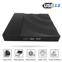 Amdeal Strong Error Correcting Ultra Slim USB3 0 DVD RW DVD RAM Burner External DVD Driver