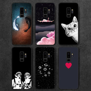 Matte Phone Case For Samsung Galaxy S9 J5 2017 A3 A5 A7 J7 J3 2016 A8 2018 S8 Plus