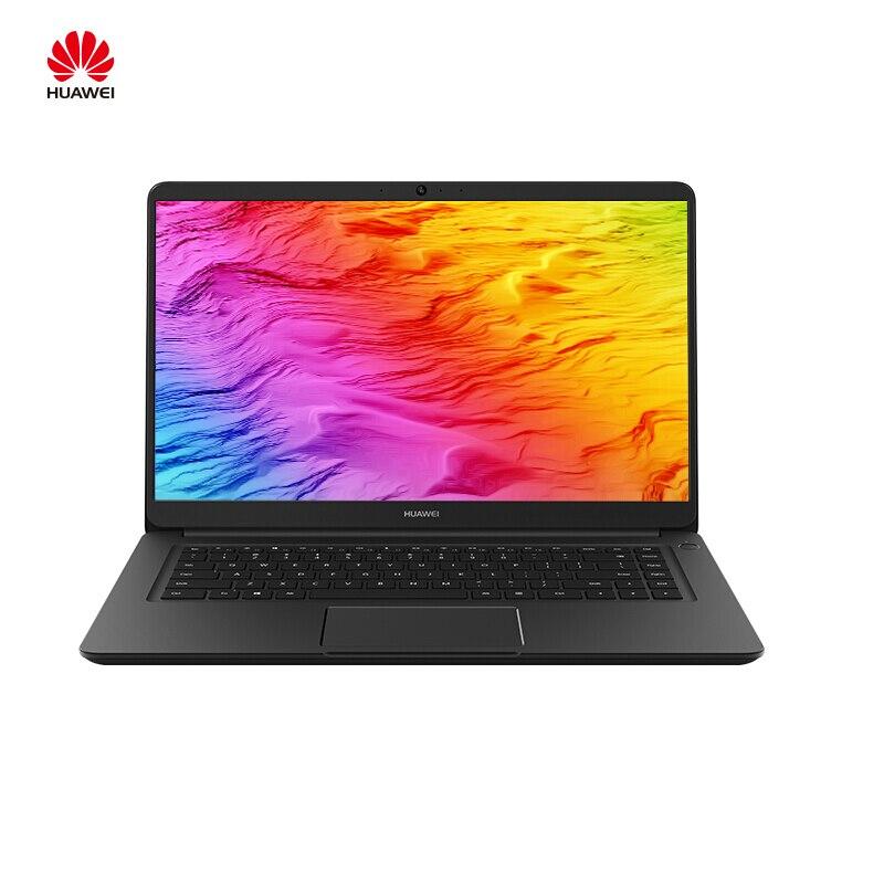 2018 новый Huawei MateBook D 15,6 дюймов IPS ноутбук Windows 10 Intel i5-8250U процессора 8 ГБ DDR4 256 ГБ SSD full HD 1920×1080 ноутбук
