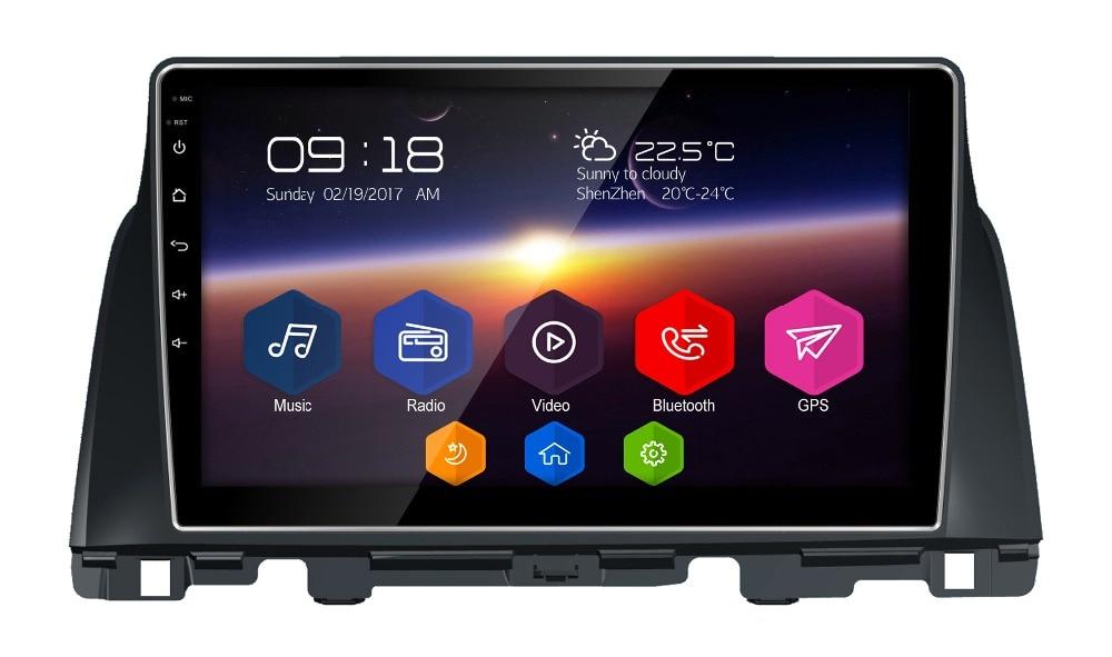Otojeta 10.1 full tactile android 6.0.1 de voiture lecteur multimédia pour Kia Optima K5 2016 2017 stéréo autoradio headunit bande enregistreur