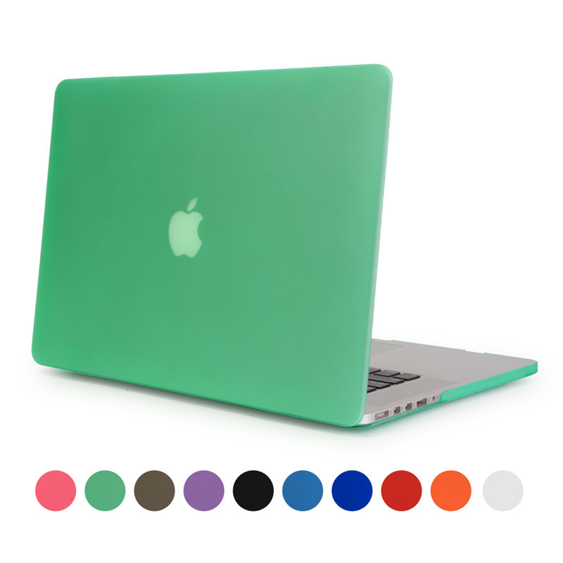 for macbook air pro retina 11 12 13 15 case rubbrized matte hard full protective with silicone keyboard cover for apple macbook