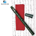 Mini Pocket Saxophone Sax Xaphoon Eb Plastic with Ligature Reed Music Score Gig Bag Woodwind Instrument 5 Colors for Choosing