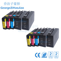10pcs 950XL Compatible Ink Cartridges for hp950 hp950xl hp 950 for hp OfficeJet Pro 8100 8600 8615 8625 Printer