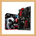Frete grátis msi b85-g43 gaming b85 luxo assassino nic gaming motherboard suporta i5 4590
