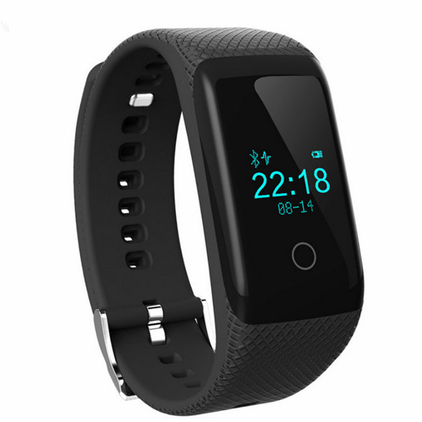 ФОТО Intelligent watch Bluetooth Smart Bracelet Heart Rate Sleep monitoring Fitness Tracker SmartBand Sport Wristband Passometer