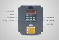 220 В 3.0kw VFD переменной частоты Инвертор/vfd 1hp или 3hp Вход 3hp Выход ЧПУ Драйвер ЧПУ шпинделя мотор Скорость управления