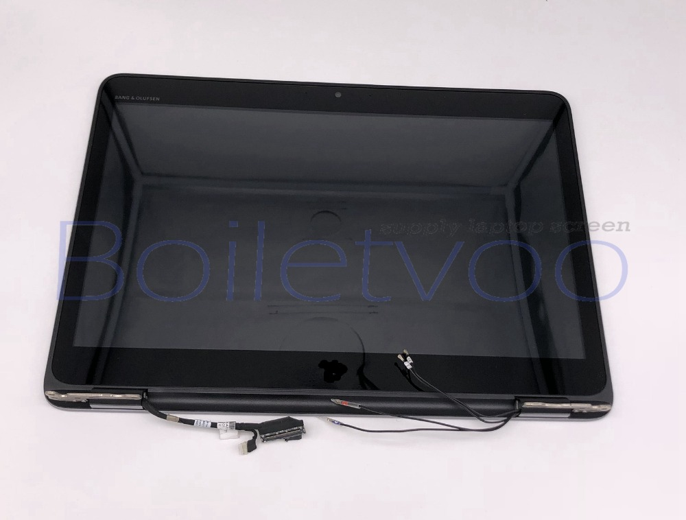 821178 001 For 14 HP EliteBook 840 G3 FHD LED LCD Touchscreen Panel Display Glass Digitizer complete Assembly Monitor Replace