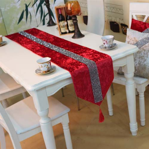 Online Get Cheap Dining Table Runners Aliexpresscom Alibaba Group